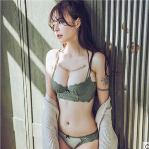 性感内衣聚拢收副乳防下垂调整型上托文胸套装
