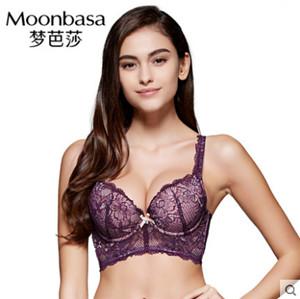 Moonbasa/梦芭莎记忆棉聚拢文胸