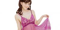 <b>透明蕾丝内衣 粉色蕾丝让你变小仙女</b>